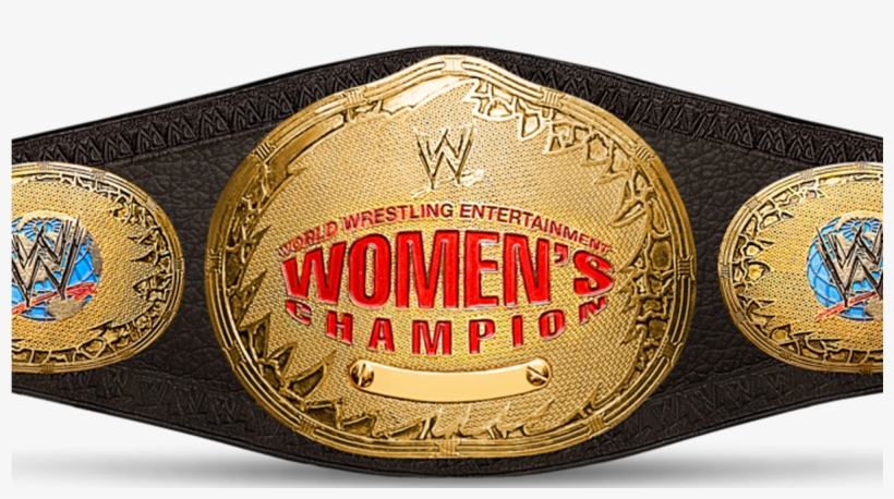 Old Wwe Women's Championship, transparent png #5741896