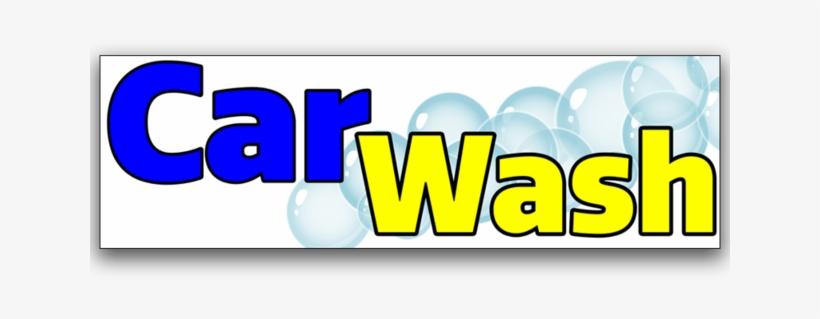 """Car Wash Vinyl Banner Standard 30"""" - Vinyl Banners, transparent png #5750310"""