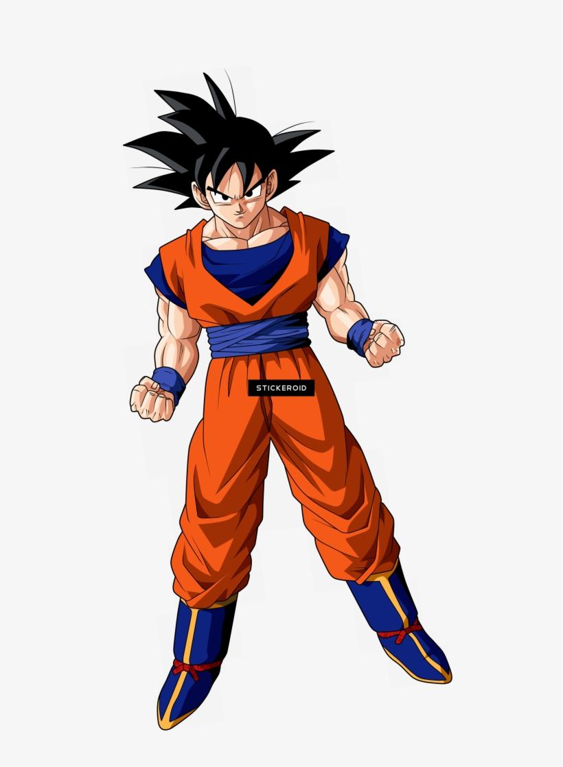 Goku - Dragon Ball Z Goku, transparent png #5753835