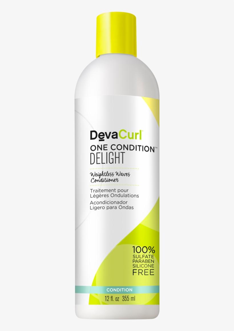 Devacurl One Condition Delight Devacurl Products Ellënoire - Devacurl - One Condition Delight Conditioner - 32 Oz., transparent png #5753836