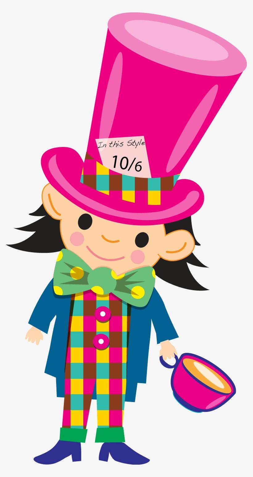 Say Hello - Chapeleiro Alice No Pais Das Maravilhas Png, transparent png #5759044