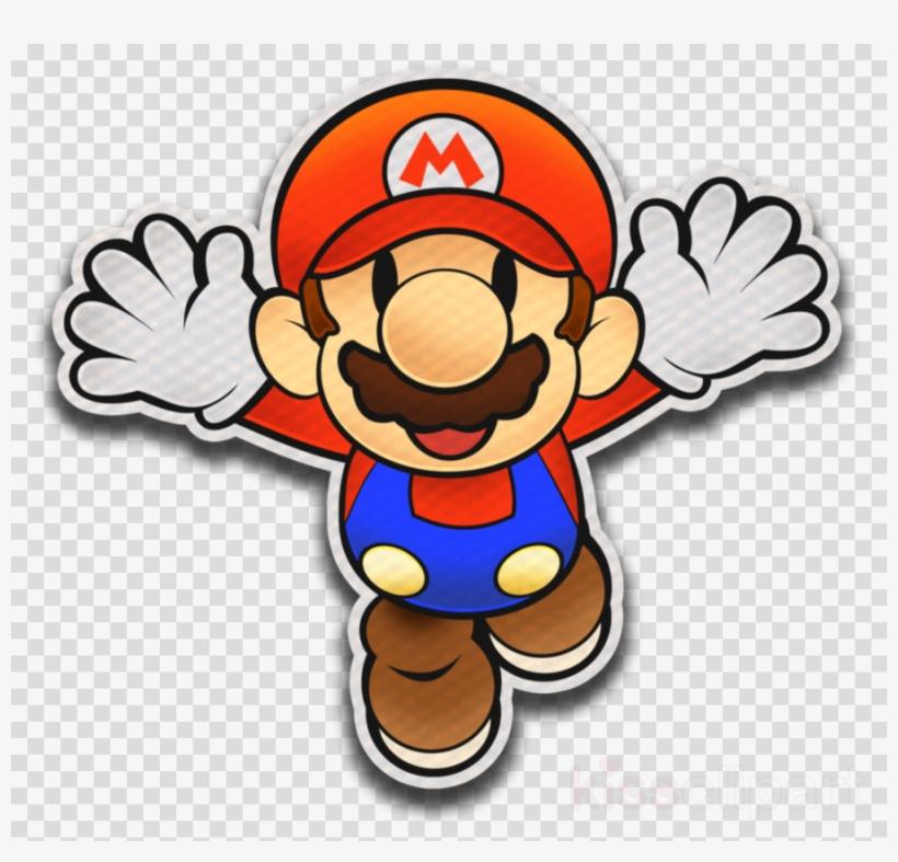 Paper Mario Color Splash Mario Clipart Paper Mario - Paper Mario: Color Splash, transparent png #5759457