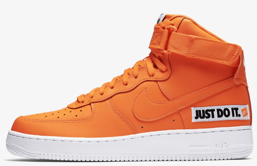 Nike Air Force 1 High '07 Lv8 Jdi Leather - Nike Air Force 1 High Just Do, transparent png #5763490