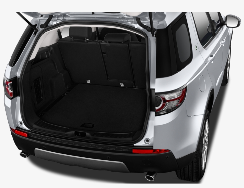 Crack Accurate Range Rover Discovery Sport Kofferraum