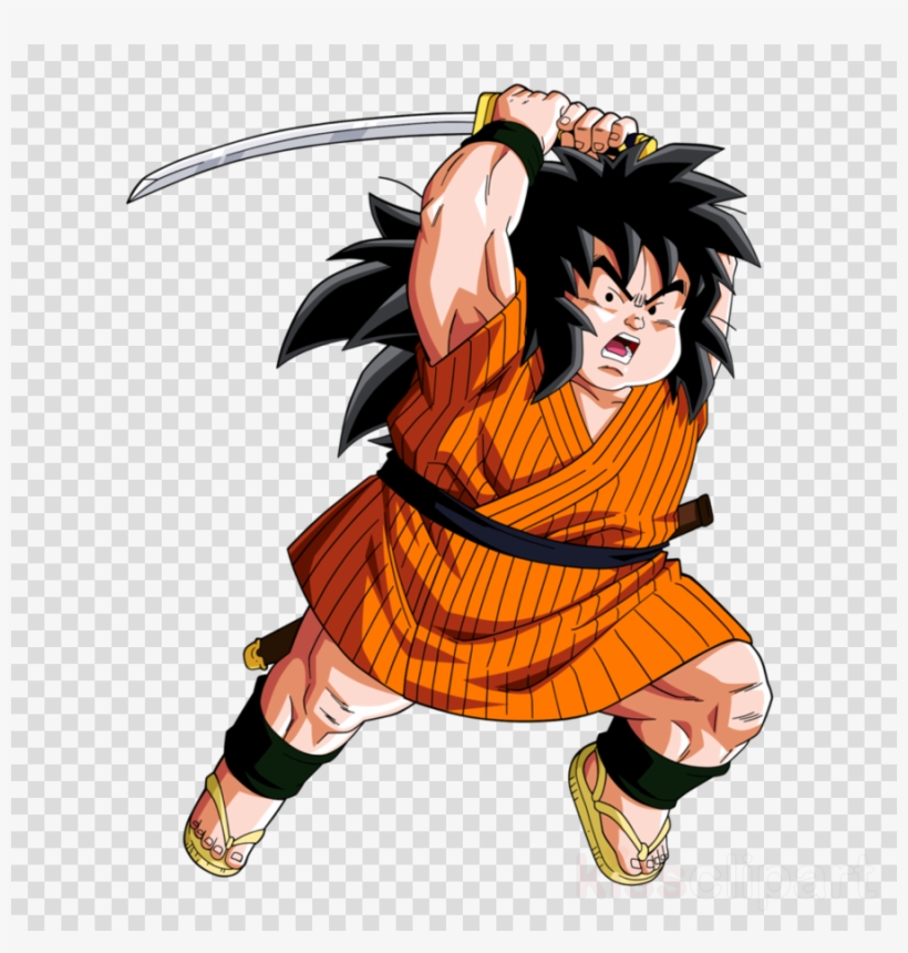 Dragon Ball Z Yajirobe Png Clipart Goku Gohan Vegeta - Yayirobe Goku Dragon Ball, transparent png #5789856