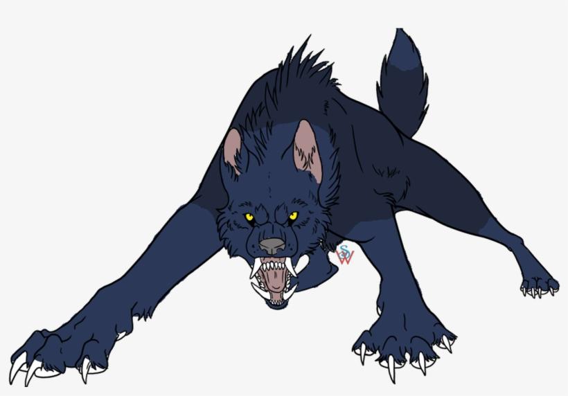 Anime Angry Wolf Drawings, - Anime Angry Wolf - Free ...