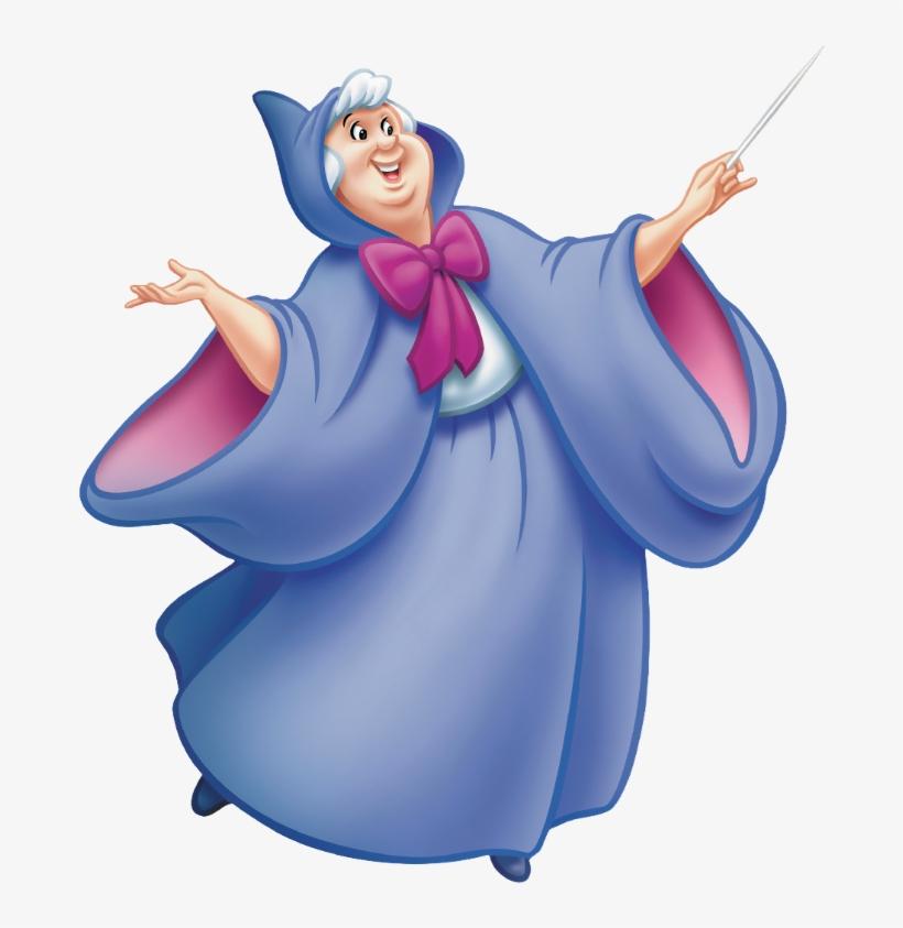 Fairy Godmother 2 - Disney Fairy Godmother, transparent png #5795794