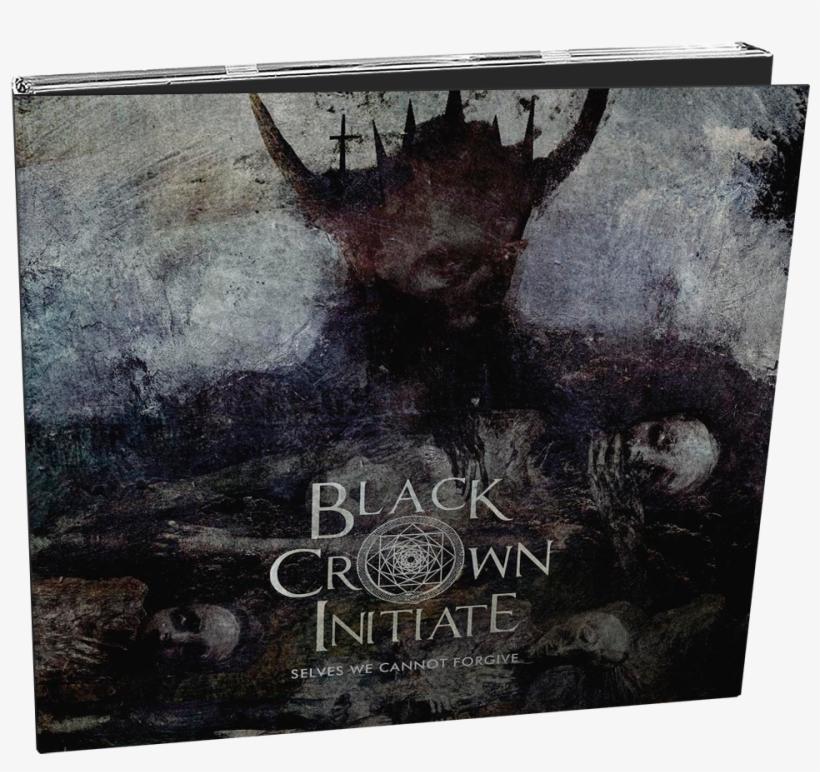 Black Crown Initiate - Black Crown Initiate - Selves We Cannot Forgive, transparent png #581094
