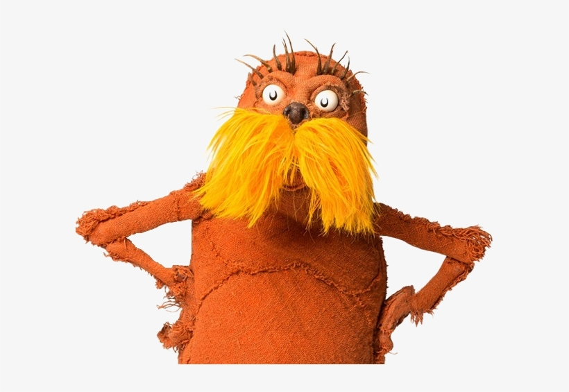 As Winner Of The Old Vic's Competition To Design A - Dr Susan The Lorax, transparent png #581347