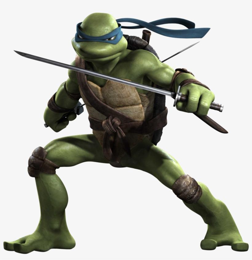 Leonardo Tmnt Fangeplus Fange Large 3d Teenage Mutant Ninja