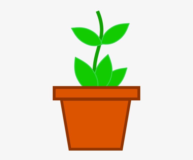 Vector Royalty Free Stock Clip Art At Clker Com Vector - Flower Pot Clipart, transparent png #584000