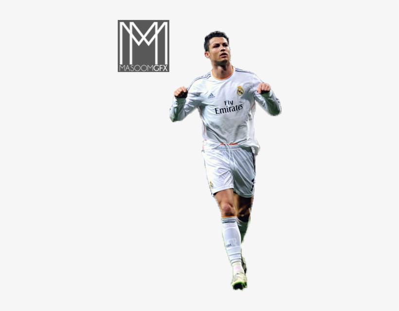 Cristiano Ronaldo Clipart Ronaldo Png - Cristiano Ronaldo Real Madrid 2018 Png, transparent png #584603