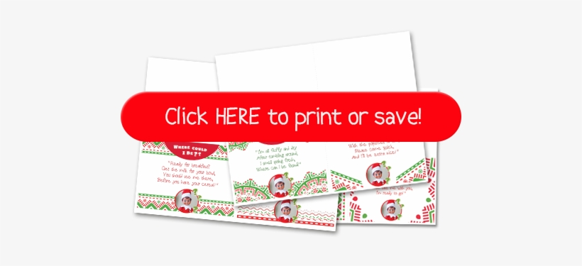 Super Easy & Quick Elf On The Shelf Ideas For When - Idea, transparent png #584724
