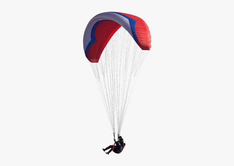 Ftestickers Parachute Adventure Parachutist People - Parachute, transparent png #585252
