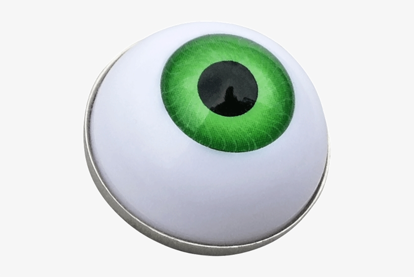 Eye Ball Marker & Hat Clip - Readygolf - Eye Ball Marker & Hat Clip - Green, transparent png #587157