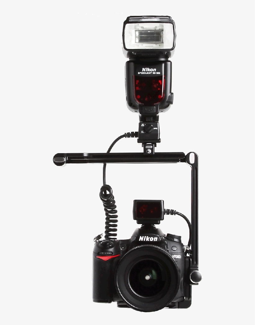 This Rugged Unit Is The Most Portable Flash Bracket - Really Right Stuff Wpf 1, transparent png #587959