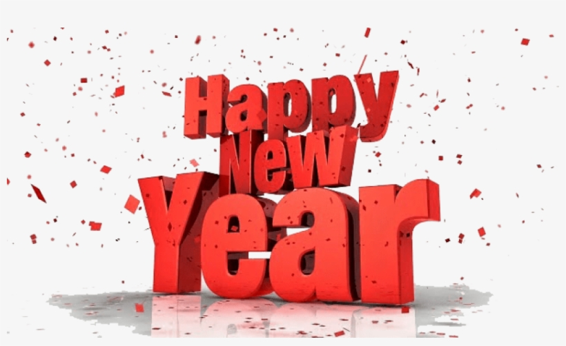 New Year 2017 Png - New Year Email Design, transparent png #588251