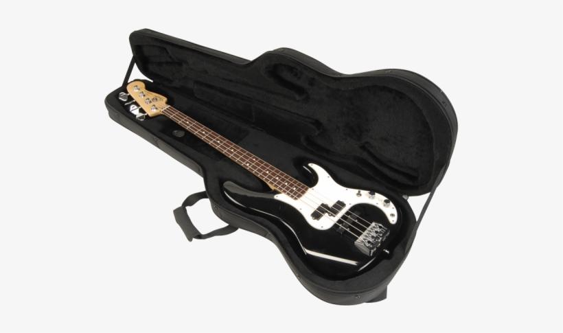 Skb 1skb-scfb4 Universal Shaped Electric Bass Soft, transparent png #5801766