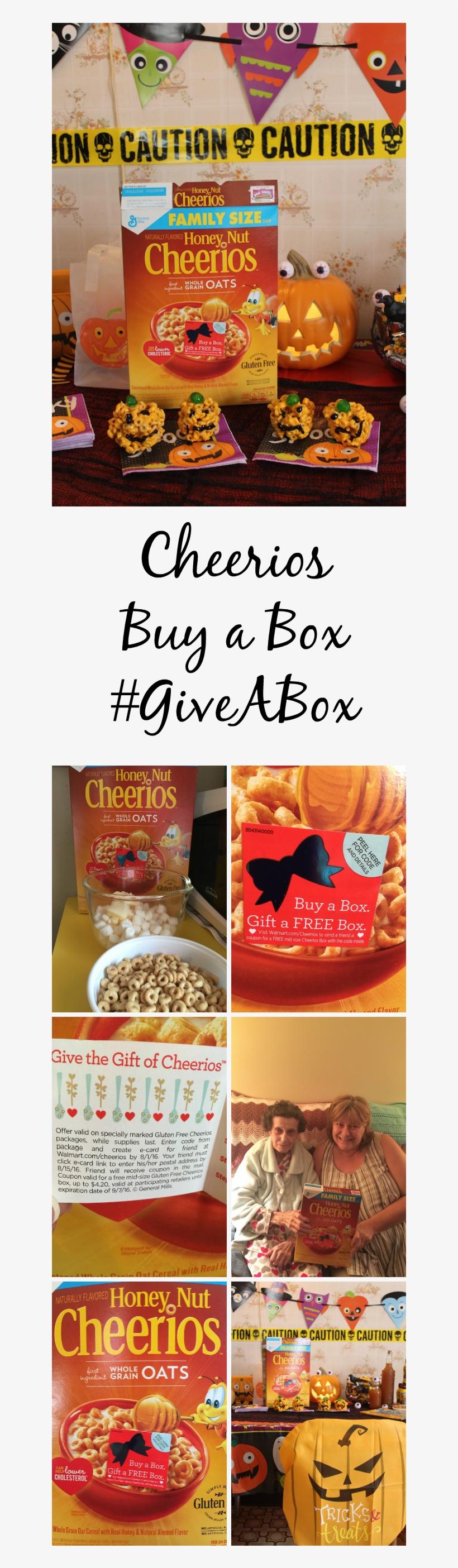 Cheerios Buy A Box Give A Box 24 - Cheerios Honey Nut Cereal - 21.6 Oz Box, transparent png #5804498