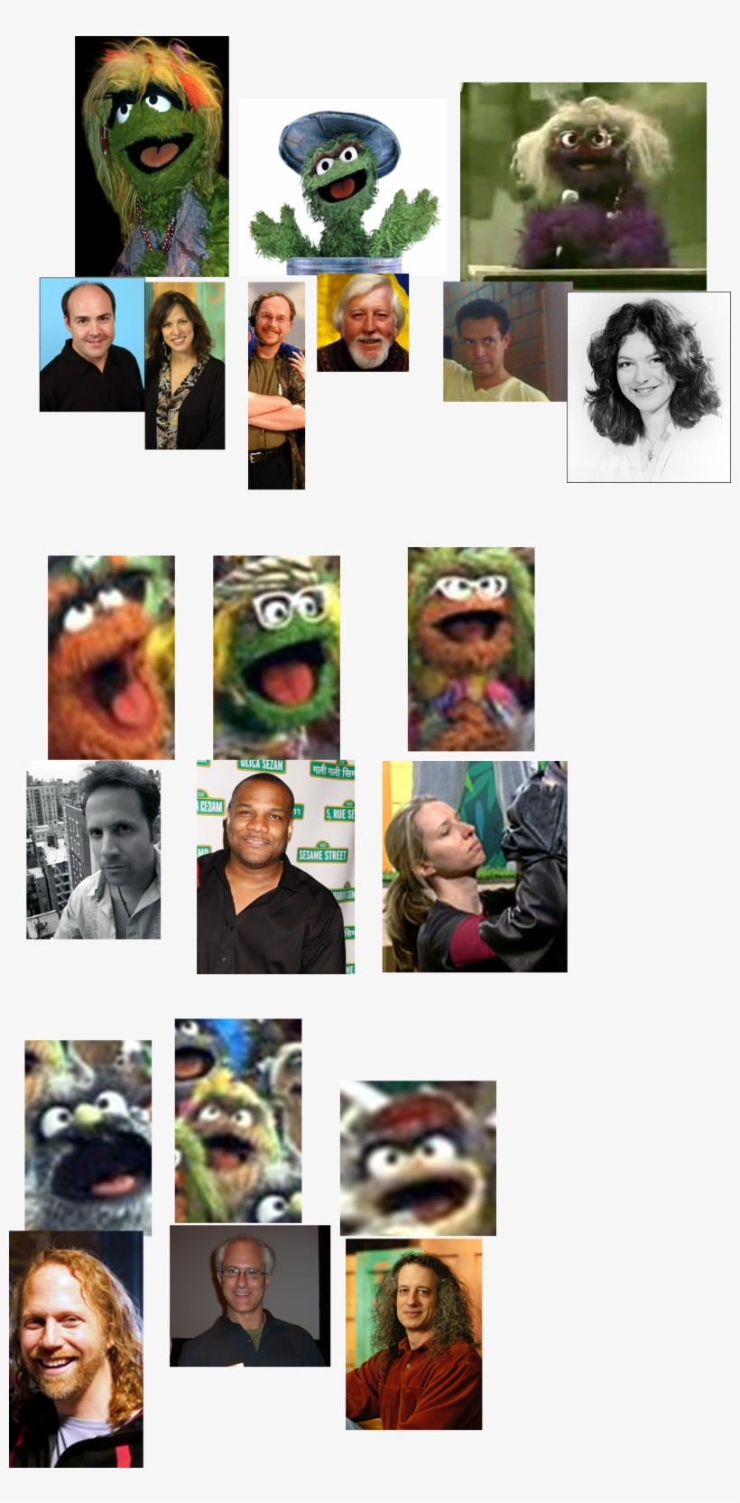 Muppet Wiki Behind The Scenes Sesame Street Episode - The Muppets, transparent png #5808035