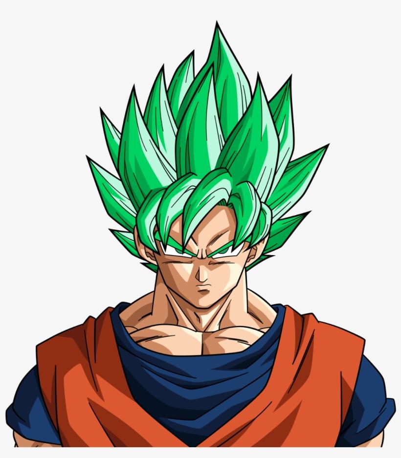 Dragon Ball Z Goku Super Saiyan Blue, transparent png #5816550