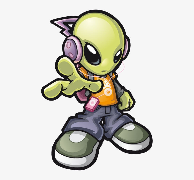 Alien Dj Png - Trance: The Sound Of Now - Free Transparent PNG