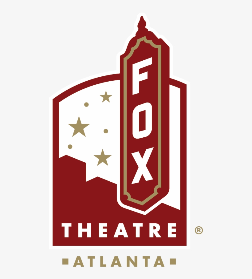 The 3rd Annual Tony Awards Viewing Party At The Fox - Fox Theater Atlanta Logo, transparent png #5827028