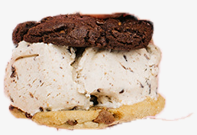 Inception Chocolate Chip/double Fudge Cookies Cookie - Chocolate Chip, transparent png #5829937
