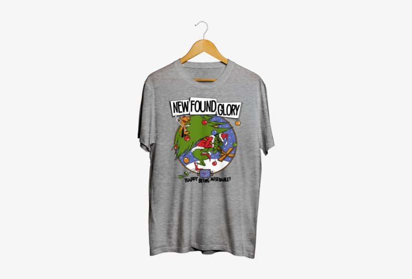 Grinch Tee - Kanye West Life Of Pablo T Shirt, transparent png #5841804