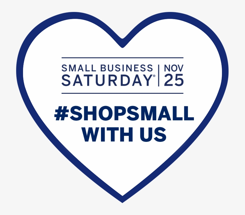 Shop Small Business Saturday At Barefoot Athleisure - Small Business Saturday 2018, transparent png #5854050