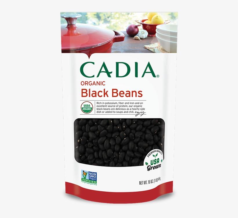 Cadia Organic Black Beans, 16 Oz - Cadia Organic Maple Sandwich Cookies 11.4 Oz, transparent png #5854713