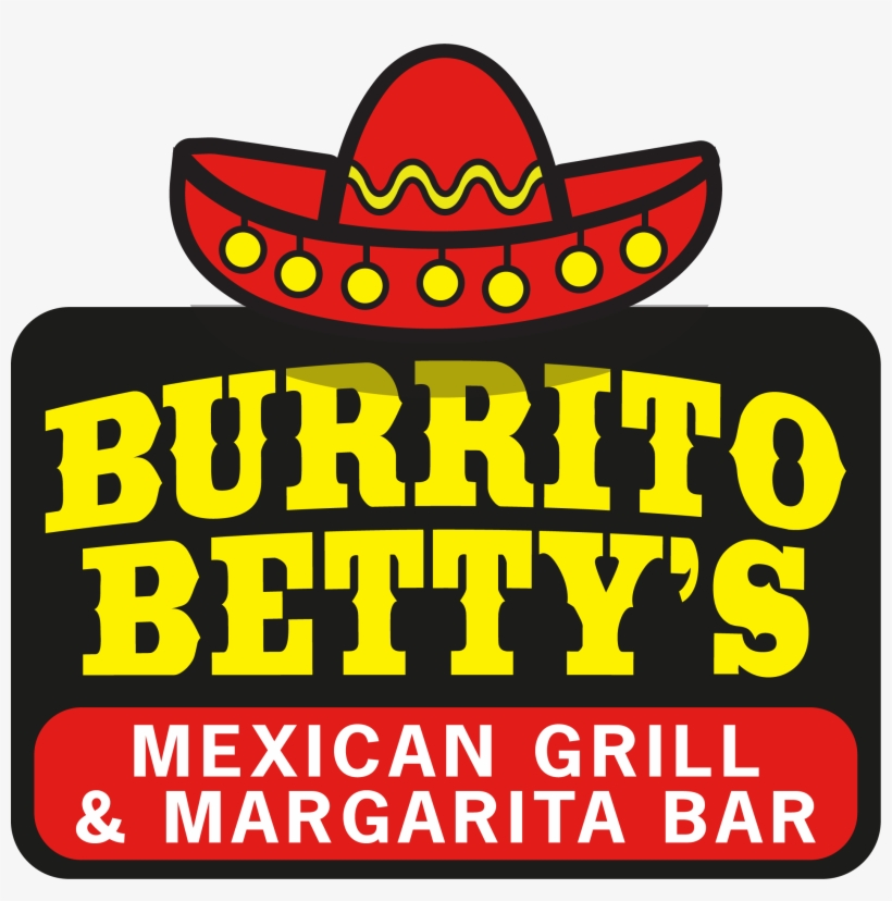 Burrito Betty's Mexican Grill Menu • When You Are In - Burrito Bettys York Me, transparent png #5859379