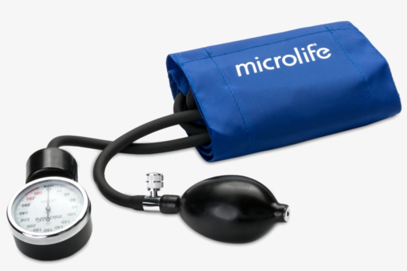 Microlife Aneroid Blood Pressure Kit - Bp Ag1 10 Aneroid Blood Pressure Kit, transparent png #5869578