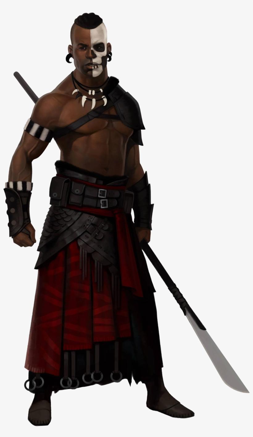 Mackandal Bodyguard Assassins Creed Liberation Characters Free