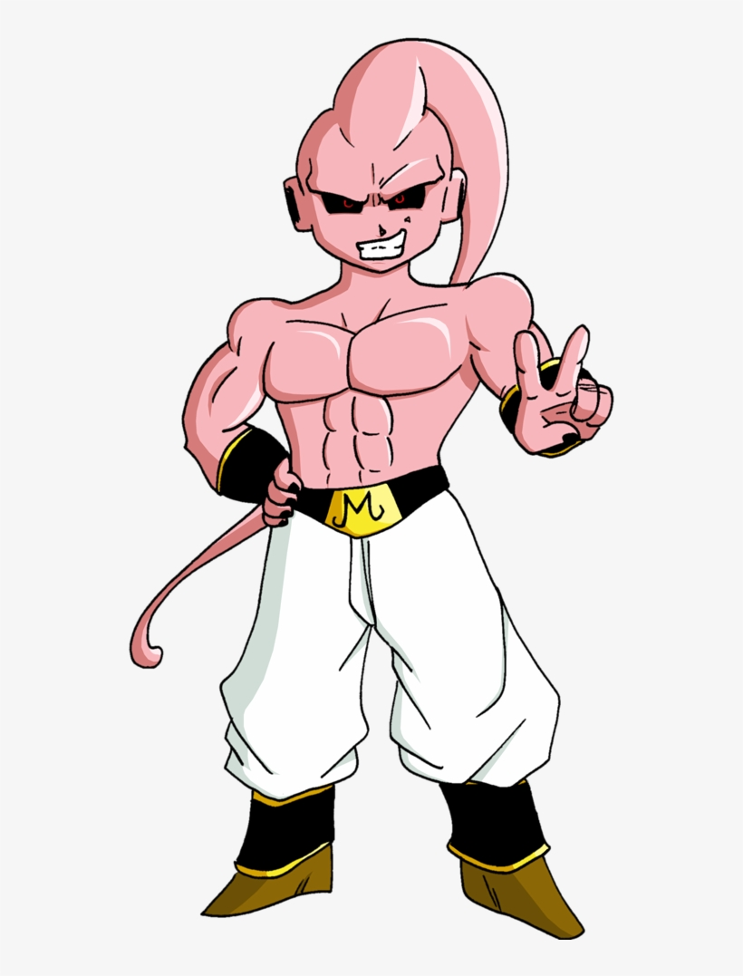 Chapter Dragon Ball Z Dessin Boo Free Transparent Png Download