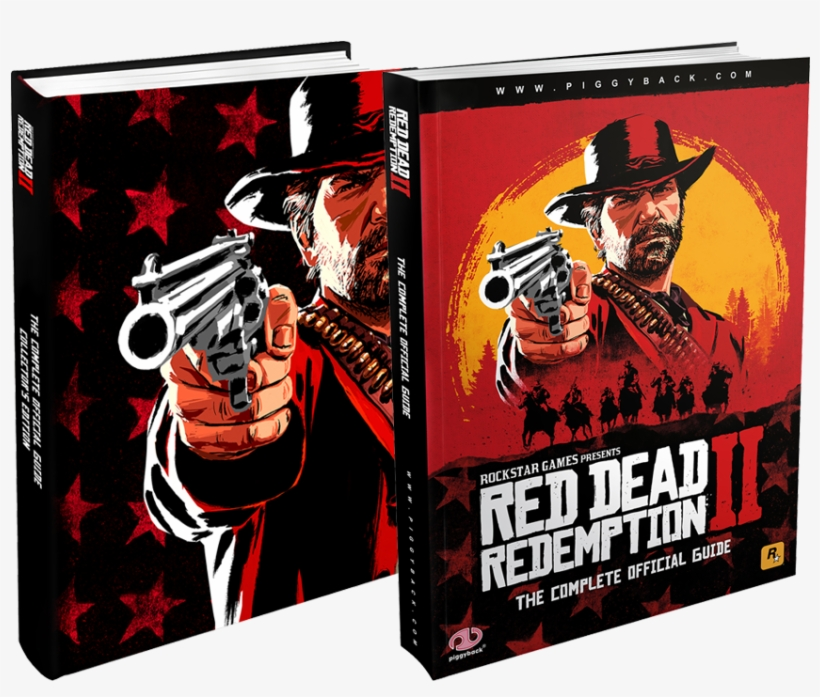 The Red Dead Redemption 2 Complete Official Guide Is - Red Dead Redemption 2 Game Guide, transparent png #5882252