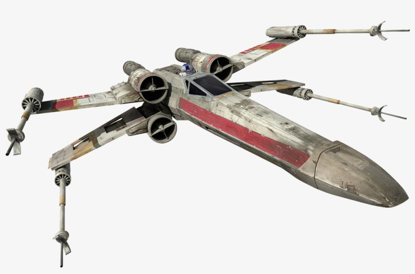 Incom Corporation's T 65 X Wing Starfighter Was A Single - T 65 X Wing Png, transparent png #5886537