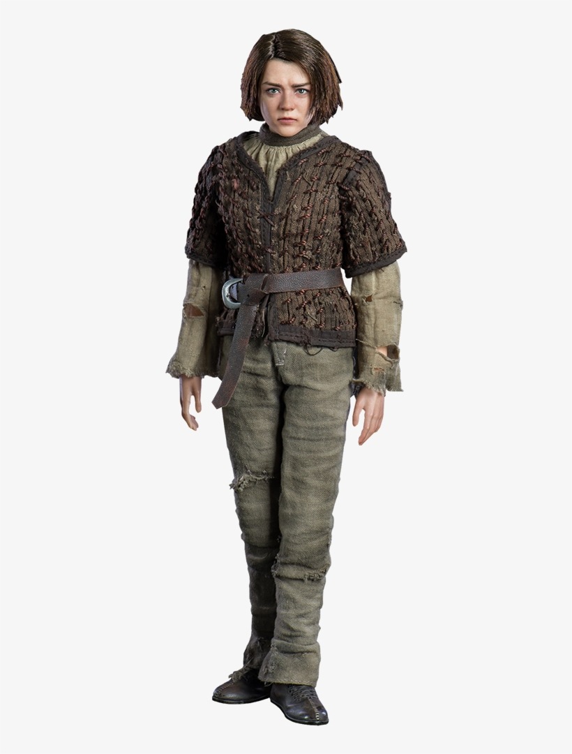 Arya Stark Sixth Scale Figure - Game Of Thrones, transparent png #5892853