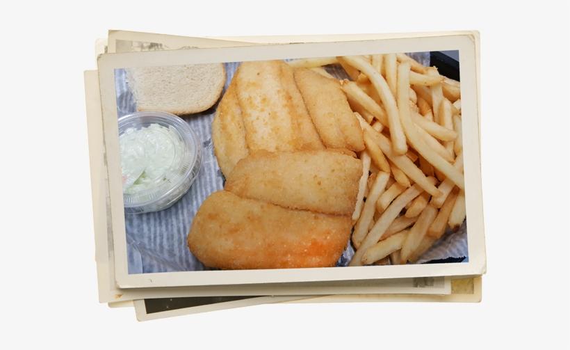 Hideaway Friday Fish Fry Our Menu - Junk Food, transparent png #590487