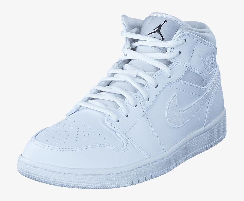 Nike Air Jordan 1 Mid Shoe White Black White 60033-11 - Supra Kengät ... 44e390b11b