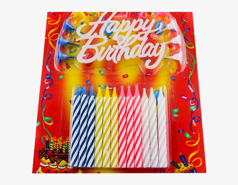 Wholesale Happy Birthday Cake Firework Candle