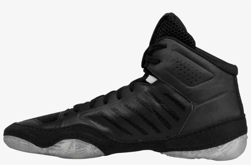 2fb850dc695ee6 Asics Jb Elite 3 Black Black White Black - Men Asics Jb Elite 3 Wrestling  Shoes