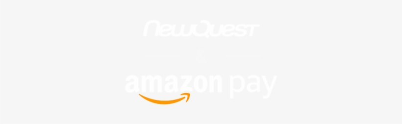 Amazon Logo White Png - White Amazon Logo Transparent, transparent png #591768