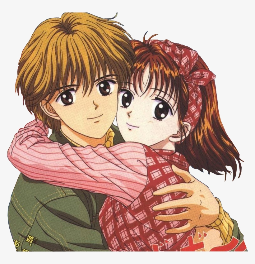 File History - Anime Best Friends Forever Boy And Girl, transparent png #594494