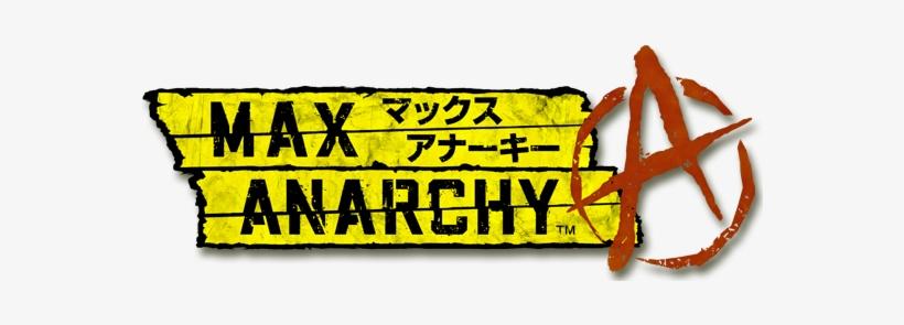 Logo - Max Anarchy [japan Import], transparent png #594709
