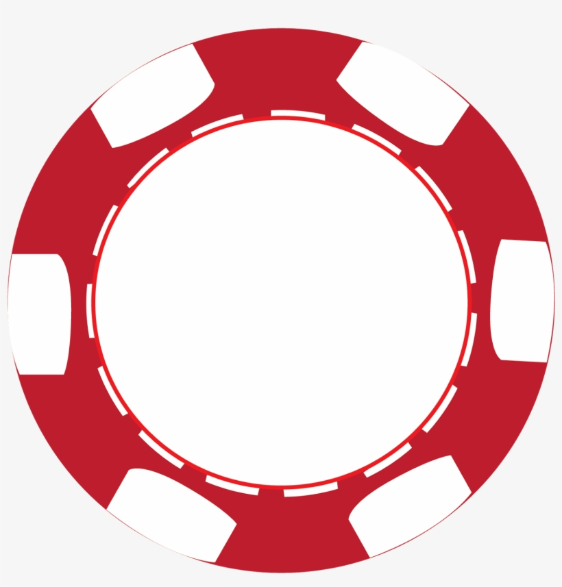The Design Is Outside The Printing Area - World Series Of Poker Chip, transparent png #594730