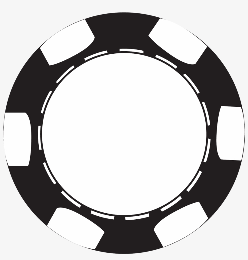 Front Back - World Series Of Poker Chip, transparent png #594985