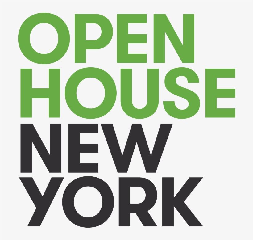 New York Open House New York Logo - Open House New York Logo, transparent png #596743