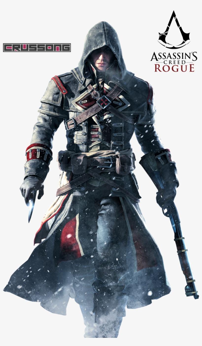 Shay Patrick Cormac - Assassins Creed Rogue Remastered, transparent png #597696