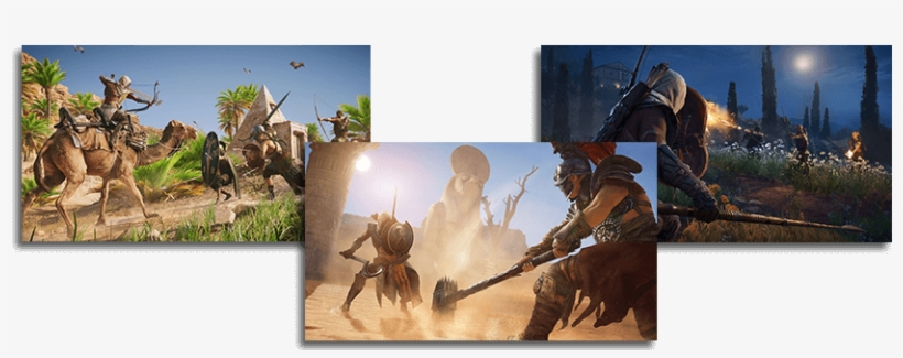 The Content Of Assassin's Creed - Assassin's Creed: Origins Xbox One, transparent png #597818